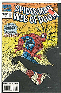 Spiderman - marvel comics -  # 1 Aug. 94 (Image1)