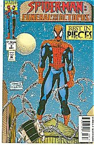 Spiderman  - Marvel comics -  # 3 Ma y  95 (Image1)
