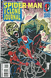 Spiderman - Marvel comics -  March 1995   - Special (Image1)
