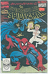 Spiderman annual- Marvel comics - # 9    1989 (Image1)