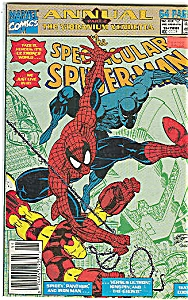 Spiderman annual -  Marvel comics - # 11     1991 (Image1)