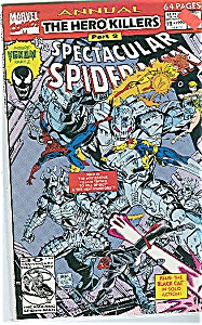 Spiderman annual - Marvel comics   #12 1992 (Image1)