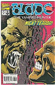Blade -  Marvel comics -  # 5  Nov. 1994 (Image1)