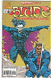Blade - Marvel comics.  Feb .  # 8   1995 (Image1)