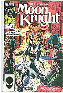 Moon Knight - Marvel comics  - # 1  June 1985 (Image1)