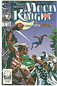 Moon Knight - Marvel comics - # 2 July 1985 (Image1)