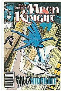 Moon Knight - Marvel comics -  # 4 Sept. 1989 (Image1)