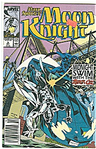 Moon Knight - Marvel comics - # 5  Oct. 1989 (Image1)