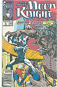 Moon Knight - Marvel comics -  # 6  Nov. 1989 (Image1)