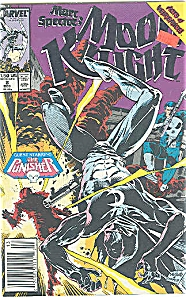 Moon Knight - Marvel comics -  Dec. 1989  # 8 (Image1)