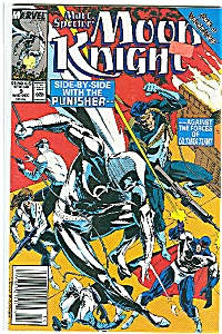 Moon Knight - Marvel comics -   # 9 Mid.Dec. 1989 (Image1)