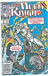 Moon Knight - Marvel comics - # 10  Jan. 1990 (Image1)
