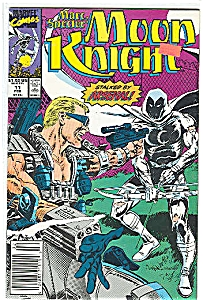 Moon Knight 0 Marvel comics - # 11 Feb. 1990 (Image1)
