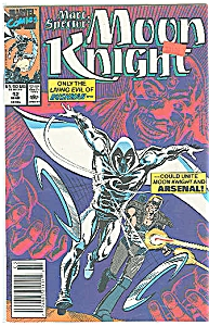 Moon Knight - Marvel comics -  # 12   March 1990 (Image1)