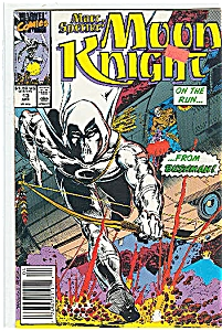 Moon Knight - Marvel comics - # 13  April 1990 (Image1)