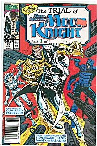 Moon Knight - Marvel comics -  # 15  June 1990 (Image1)