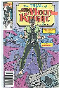 Moon Knight - Marvel comics -  # 16 July 1990 (Image1)
