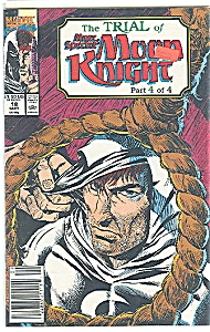 Moon Knight - Marvel comics - # 18  Sept. 1990 (Image1)