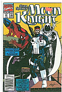 Moon Knight - Marvel comics -  # 21  Dec/. 1990 (Image1)