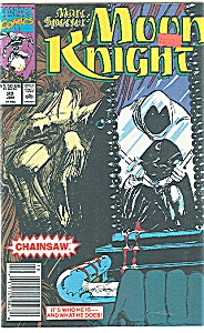 Moon Knight - Marvel comics   # 22 Jan. 1991 (Image1)