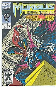 Morbus - Marvel comics. Nov.1992  # 3 (Image1)