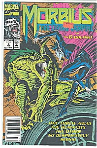 Morbus - Marvel comics - Feb. 1993 #6 (Image1)