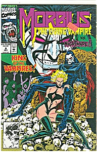 Morbus - Marvel comics -  # 9 May 1993 (Image1)