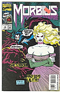 Morbus - Marvel comics - # 13 Sept. 1993 (Image1)