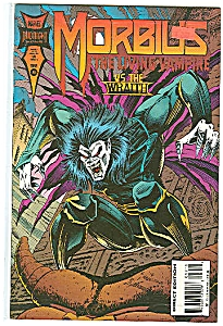 Morbus - Marvel comics - #19   1994 (Image1)