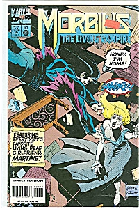 Morbus - Marvel comis - # 26 Oct. 1994 (Image1)