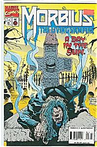 MORBIUS  - Marvel comics -  Dec. 1994  # 28 (Image1)