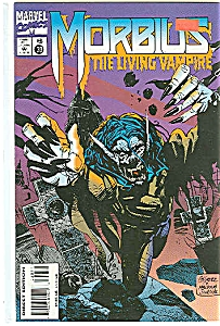 Morbius - Marvel comics - Feb. 1995   30 (Image1)