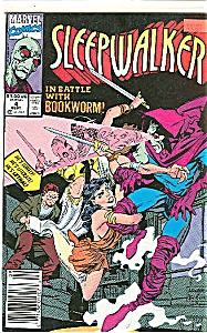 Sleepwalker - Marvel comics - # 4 Sept. 1991 (Image1)