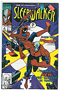 Sleepwalker - Marvel comics - Nov. 1991  #6 (Image1)