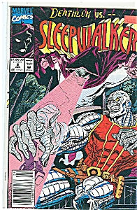 Sleepwalker - Marvel Comics - Jan. 1992 # 8