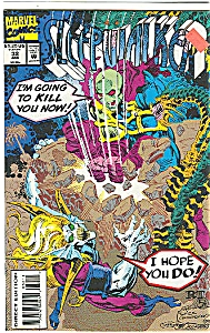 Sleepwalker - Marvel comics   - Jan. 1994   # 32 (Image1)