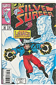 Silver Surger - Marvel Comics - March # 90 1994