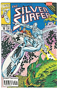 SILVER SURFER - Marvel comics - # 94 July  1994 (Image1)