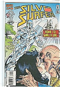 THE SILVER SURFER - Marvel comics - # 101 Feb. 95 (Image1)