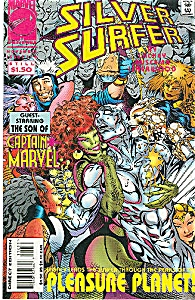SILVER SURFER  -Marvel comics - Nov. 1995 # 110 (Image1)