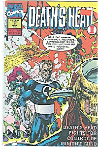 DEATH' S HEAD - Marvel comics - April 92   # 2 (Image1)