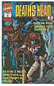DEATH'S HEAD  - Marvel comics - # 3 May 1992 (Image1)