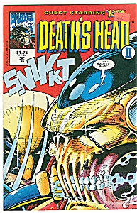 DEATH'S HEAD - Marvel comics - # 2 Jan. 1993 (Image1)