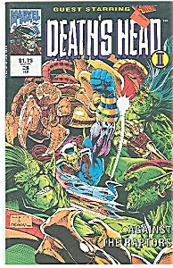 DEATH'S HEAD - Marvel comics - # 3 Feb. 1993 (Image1)