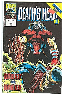 Death's Head - Marvel comics - # 5 April 1993 (Image1)