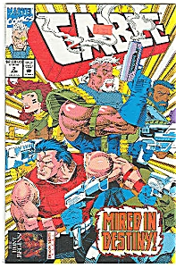 Cable - Marvel comics - June 1993   # 2 (Image1)