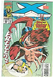 X-Factor - Marvel comics - # 103   June 1994 (Image1)
