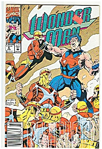 Wonder Man - Marvel comics - Feb. 1992  # 6 (Image1)