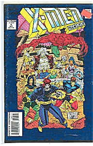 X-Men 2099 - Marvel comics -  # 1  Oct. 1993 (Image1)