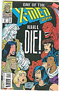 X-Men 2099 -Marvel comics - Dec. 1993   #3 (Image1)